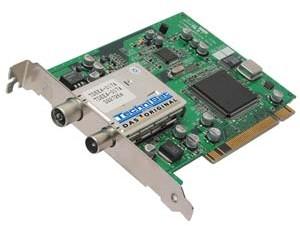 Carte DVB-C